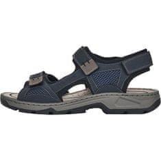 Rieker Moški sandali 26164-14 (Velikost 44)