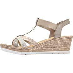 Rieker Ženske sandale 61995-64 (Velikost 37)