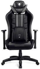 Diablo Chairs X-Ray, dětská, černá (5902560336139)