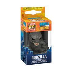 Funko Klíčenka Godzilla Vs Kong - Godzilla