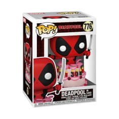 Funko Figurka Marvel: Deadpool 30th Cake