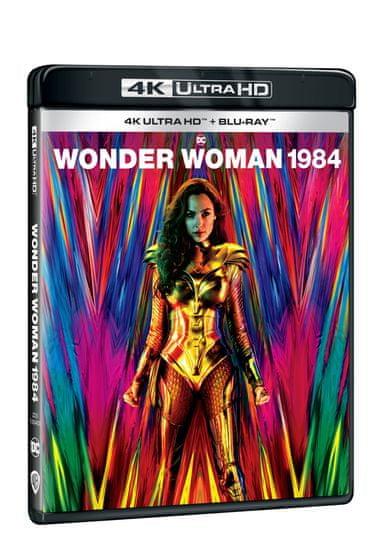 Wonder Woman 1984 (2 disky) - 4K Ultra HD Blu-ray