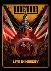 Lindemann: Live In Moscow - DVD