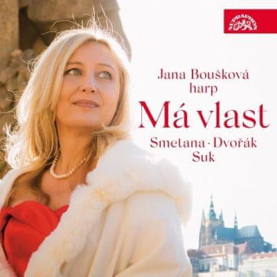 Boušková Jana: Má vlast / Largo / Letní dojmy - CD