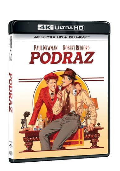 Podraz (2 disky) - 4K UltraHD + Blu-ray