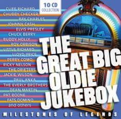 The Great Big Oldie Jukebox (10x CD) - CD