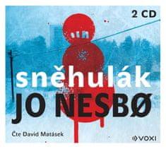 Nesbo Jo: Sněhulák (2x CD) - MP3-CD