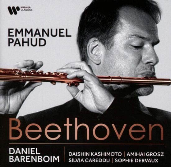 Pahud Emmanuel: Beethoven - CD