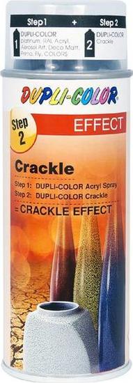 DUPLI COLOR Spray crackle effect čierny 400ml