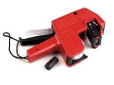 Kraftika 1ks červená jahoda kleště etiketovací ruční jednořadé