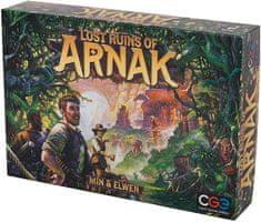 CGE družabna igra Lost Ruins of Arnak angleška izdaja