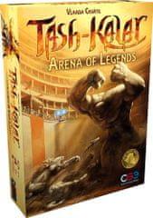 CGE družabna igra Tash-Kalar Arena of Legends angleška izdaja