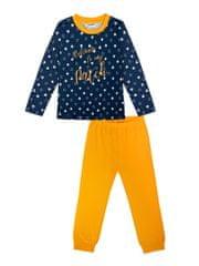 WINKIKI dievčenské pyžamo Starr Sky WKG02832-195 98 tmavomodré
