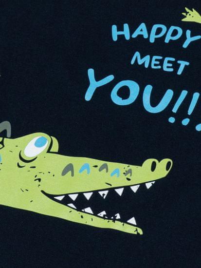 WINKIKI majica za dječake Happy WKB11004-190