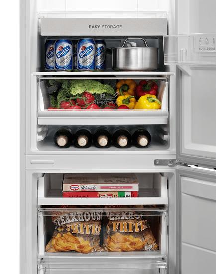 Concept chladnička LK5455wh