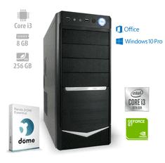 mimovrste=) Office Classic namizni računalnik (ATPII-CX3-7963)