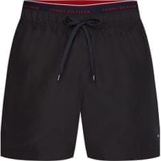 Tommy Hilfiger Moške plavalne kratke hlače UM0UM02062 -BDS (Velikost S)