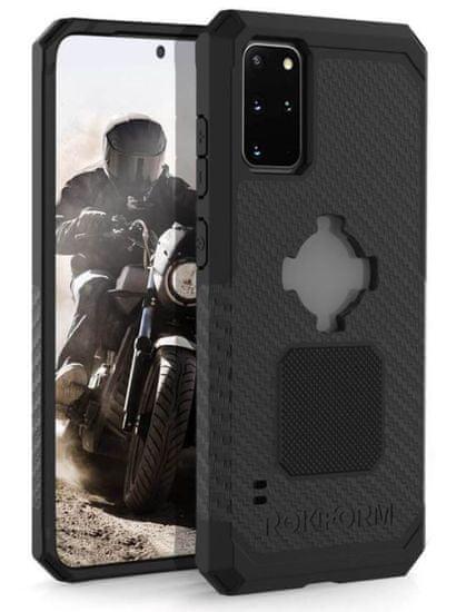 Rokform Kryt na mobil Rugged pre Samsung Galaxy S20 Plus, čierny 306401P