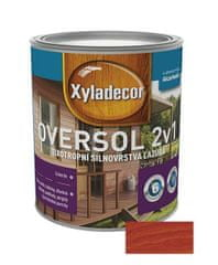 XYLADECOR  Silnovrstvá lazúra oversol 2v1 Meranti 2,5l