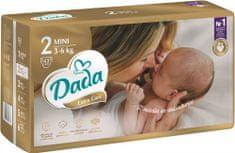 Dada Extra Care, veľ.: 2, 3-6 kg, 43 ks