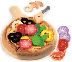 Hape Pizza igralni komplet