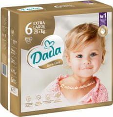Dada Extra Care, vel.:6, nad 25kg, 26ks