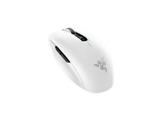Razer Orochi V2 bežični gaming miš, 2.4 GHz, Bluetooth, bijeli
