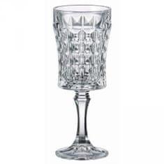 shumee Borospohár készlet Sparkler Long 200ml egy pohár készlet 6 db