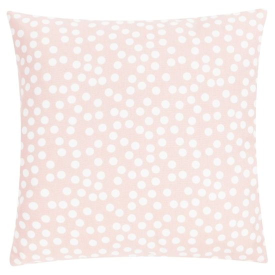 shumee Párna Allover Dots 45x45 rózsaszín