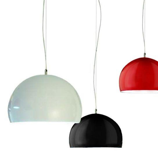 shumee Viseča svetilka BLINU 35 črna