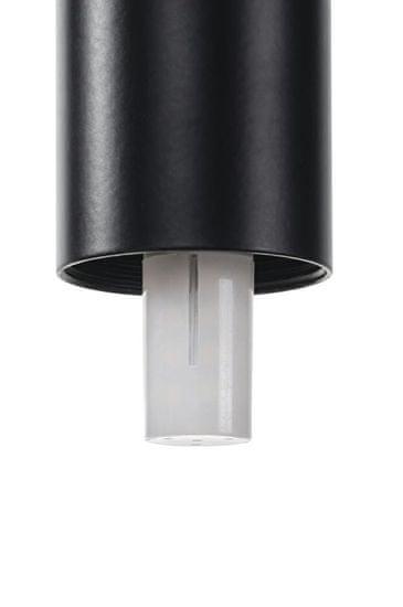shumee Viseča svetilka FLUSSO 43 GRANDE črna