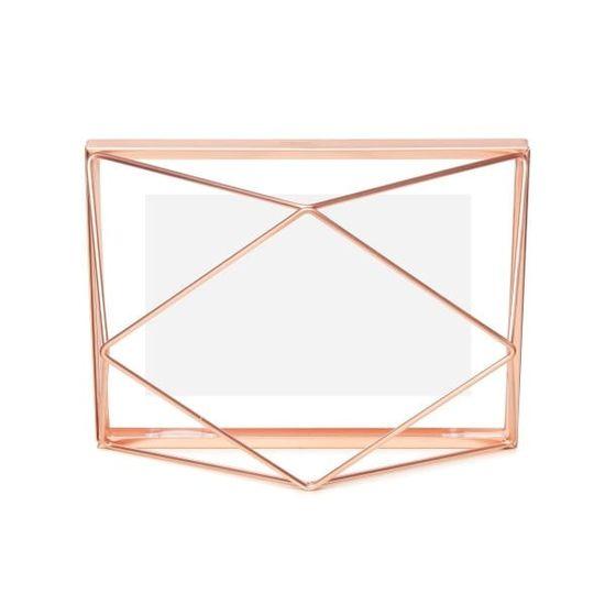 shumee UMBRA - Képkeret 10x15 cm, réz, PRISMA