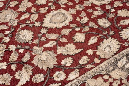 shumee Dywan Bohemian 23122 D.brown/Red 1.20*1.70