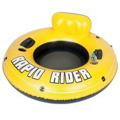 shumee Bestway Nafukovací kruh Rapid Rider pro jednu osobu 43116