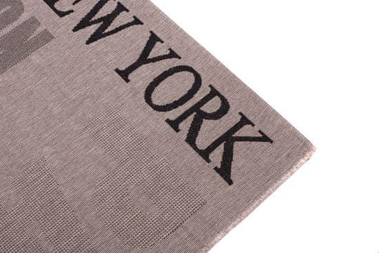 shumee Húros szőnyeg 20224 ezüst / fekete 1,60 * 2,30
