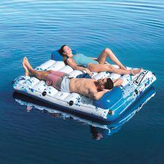 Greatstore Bestway CoolerZ Nafukovací lehátko Side 2 Side Floating Lounge 43119