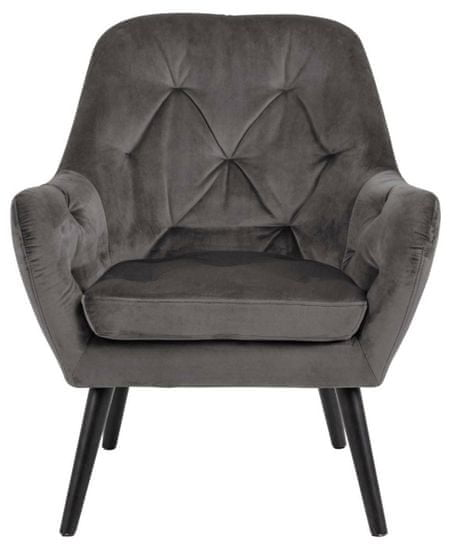 shumee Astro VIC sötétszürke fotel