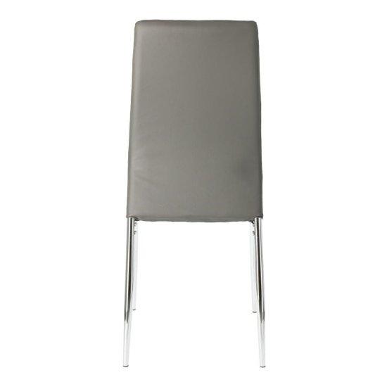 shumee Venus sötétszürke szék