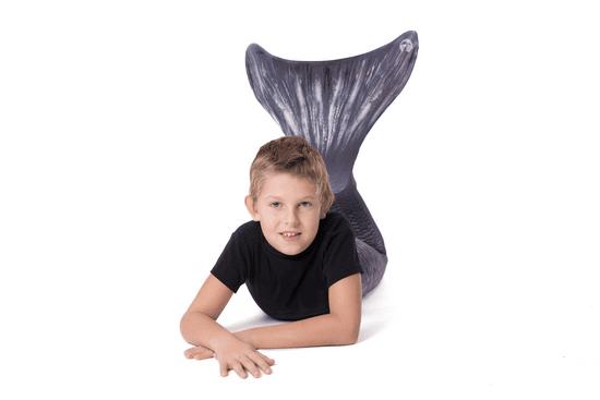 Happy Tails Set kostým mořská panna DELFI kluci + monoploutev