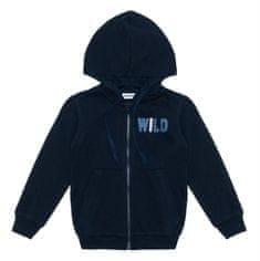 WINKIKI jakna za dječake Wild WKB11005-190, 110, tamno plava