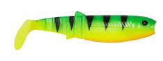 Savage Gear Gumová nástraha Cannibal Shad Firetiger velikost: 8cm, hmotnost: 5g