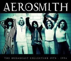 Aerosmith: The Broadcast Collection 1978 - 1994 - CD