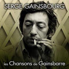 Gainsbourg Serge: Les Chansons de Gainsbarre - CD