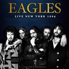 Eagles: Best of Live New York 1994 - LP