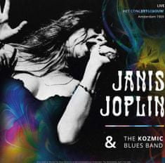 Joplin Janis & The Kozmic Blues Band: Live at Het Concertgebouw Amsterdam 1969 - LP