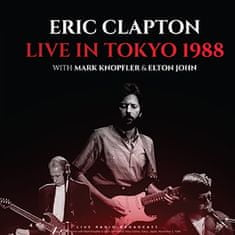 Clapton Eric: Live in Tokyo 1988 - LP