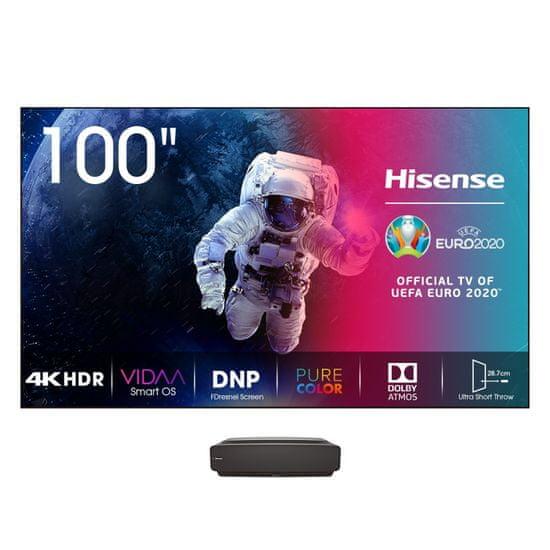 Hisense 100L5F-B12 laserski 4K UHD televizor, Smart TV