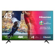 Hisense UHD 43A7100F LED televizor, Smart TV
