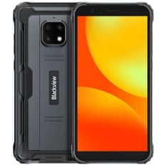 iGET Blackview BV4900 PRO mobilni telefon, 4GB/64GB, črn