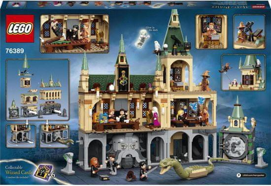 LEGO Harry Potter 76389 Bradavice: Tajemná komnata